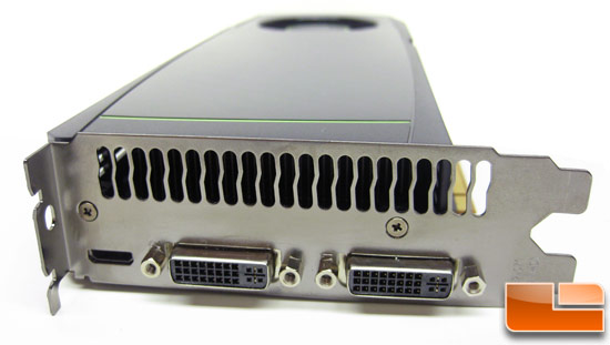 NVIDIA GeForce GTX 580 Video Card DVI and HDMI