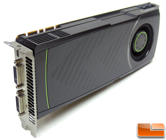 NVIDIA GeForce GTX 580 Video Card SLI Connector