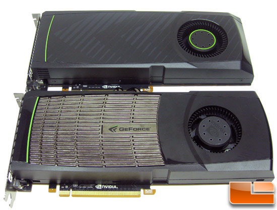 GeForce GF110 GPU Die Shot