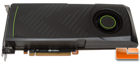 NVIDIA GeForce GTX 580 Video Card