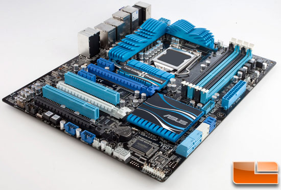 ASUS P8P67 Deluxe Intel P67 Motherboard