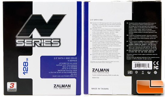 ZALMAN N SERIES BOX