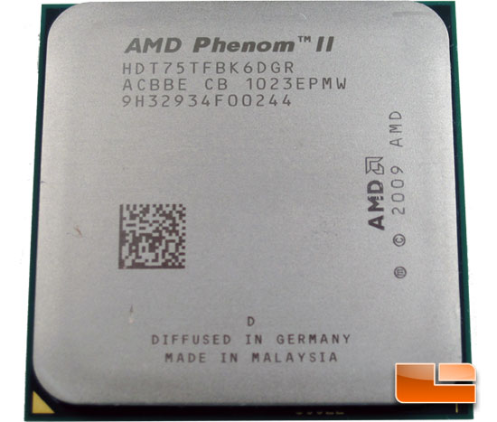 AMD Phenom II X6 1075T Hex-Core Processor Review
