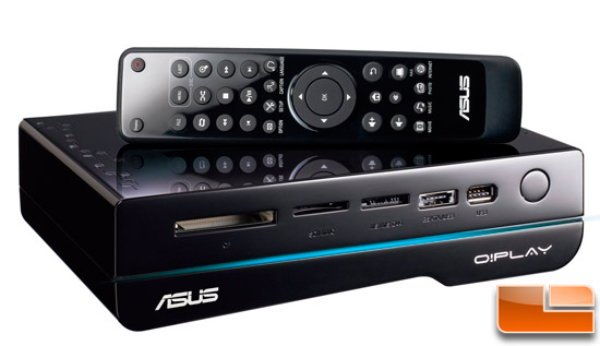 ASUS O!Play HD2 HD Media Player Preview