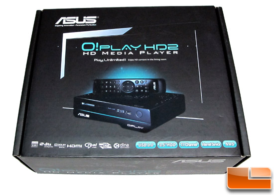 ASUS O!Play HD2 Box