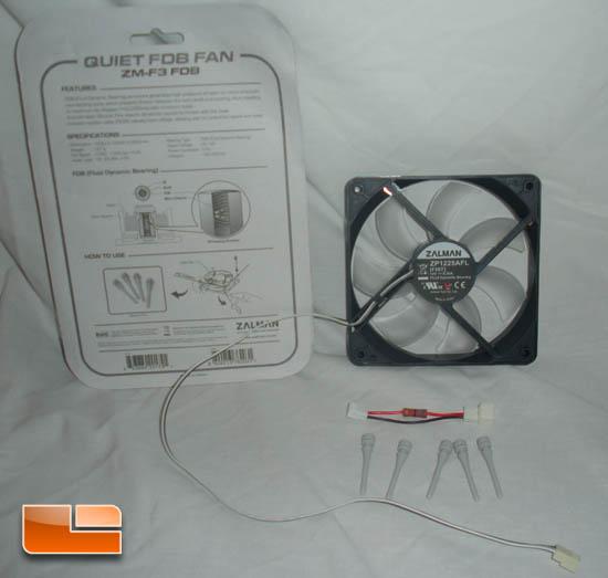 Zalman Zm F3 Fdb Amp Zm Sf3 120mm Cooling Fan Review Legit
