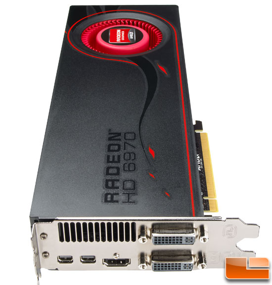 AMD Radeon HD 6970 Video Card DVI