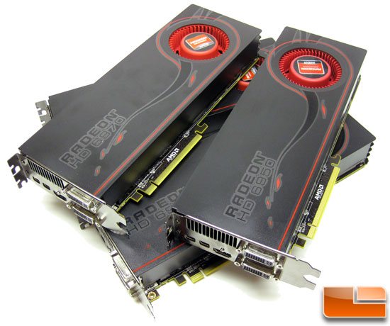 AMD Radeon HD 6970 Cayman Video Cards