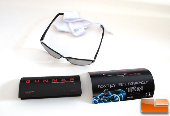 dc9ed2e564 Gunnar 3D – RealD Certified. Gunnar Optiks Contents. The Gunnar Midnight 3D  glasses ...