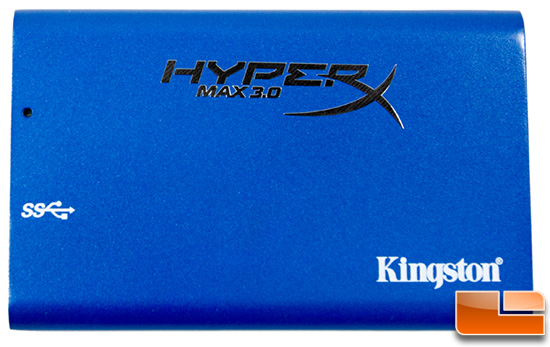 Kingston HyperX MAX USB 3.0 128GB  External SSD Review