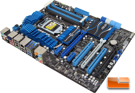 ASUS P8P67 and P8P67 Deluxe Intel Sandy Bridge Motherboard Review