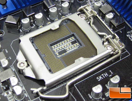 Intel LGA 1155 Sandy Bridge