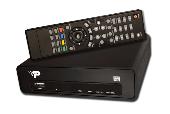 Patriot Box Office Media Player Firmware Update Guide