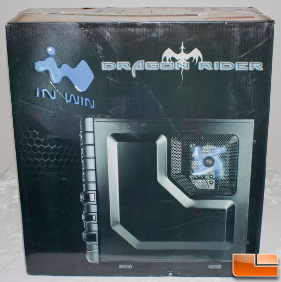 In-Win Dragon Rider Retail Box