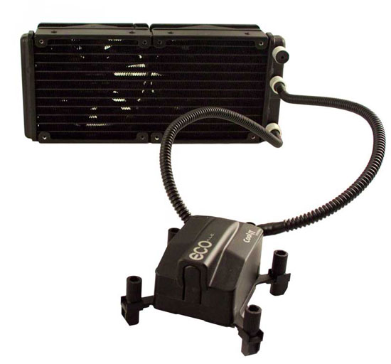 CoolIT Systems ECO A.L.C. 240 CPU Cooler Review