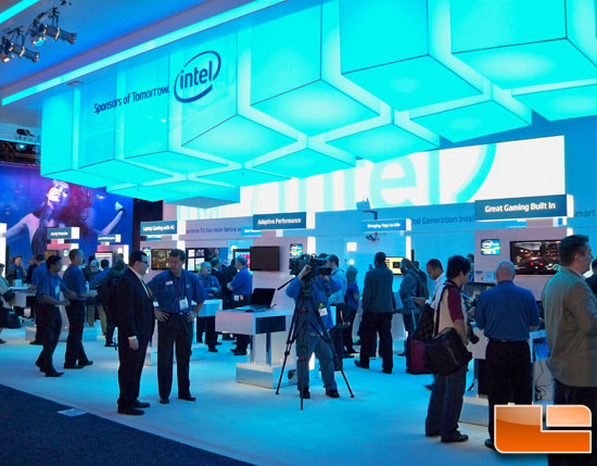 CES 2011: Intel Demos Future Sandy Bridge Capabilities