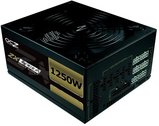 OCZ ZX Power Supplies ZX 1250