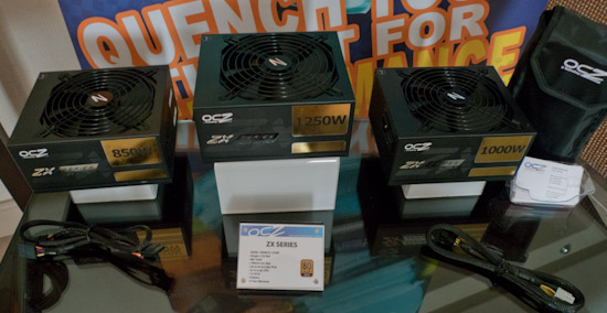 OCZ ZX Power Supplies