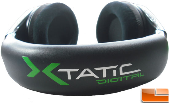 Sharkoon X-Tactic 5.1 Digital Headset Logo