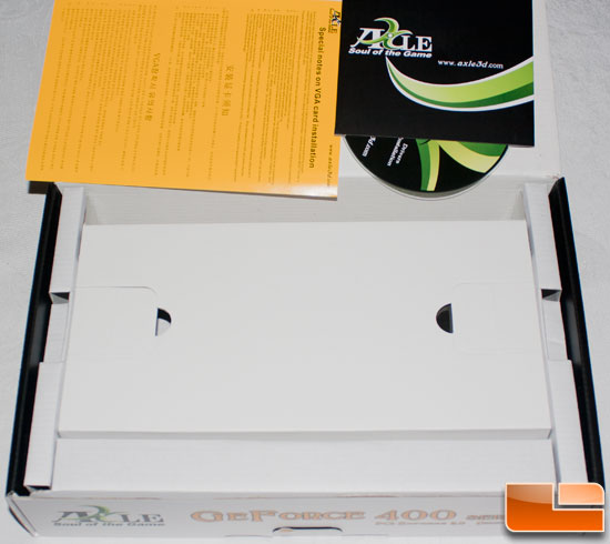 AXLE GT 430 Retail Box