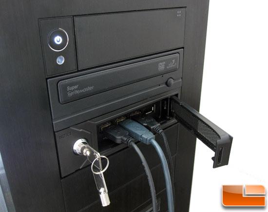 Nzxt Bunker Secure Usb 2 0 Drive Bay Review Legit