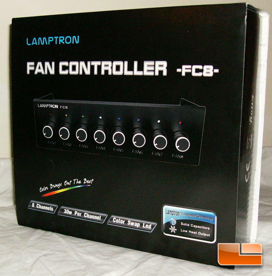 Lamptron FC-8 Box front