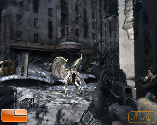 Diamond Radeon HD 6770 XOC Video Card Metro 2033 Benchmark