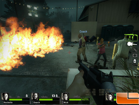 EVGA GeForce GTX 560 SC Video Card Left 4 Dead 2