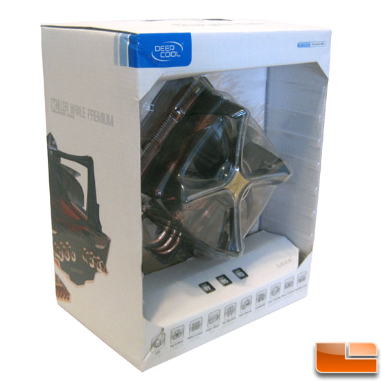 Deepcool Killer Whale Premium CPU Cooler