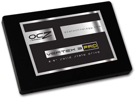 OCZ Vertex 3 Pro SandForce SF-2582 200GB SSD Preview