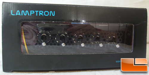 Lamptron Fan-Atic Fan Controller Box Top