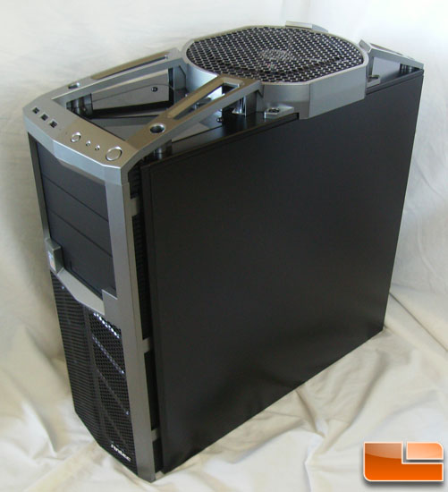 Antec 600 v2 Gaming Case Side 2