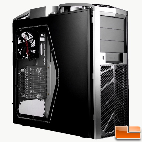 Antec Six Hundred V2 PC Case Review