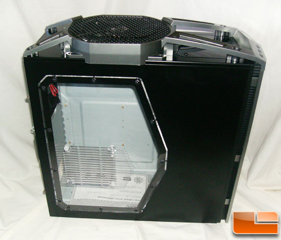 Antec 600 v2 Gaming Case Side