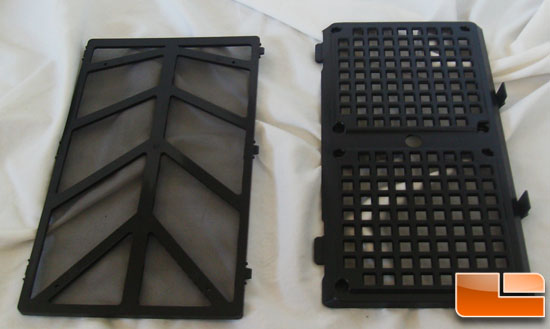 Antec 600 v2 Gaming Case Fan Filter and Fan Mount