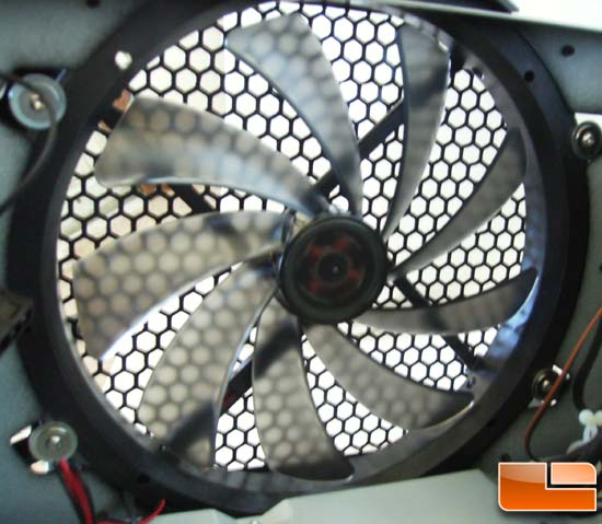 Antec 600 v2 Gaming Case Top Mounted 200mm Fan