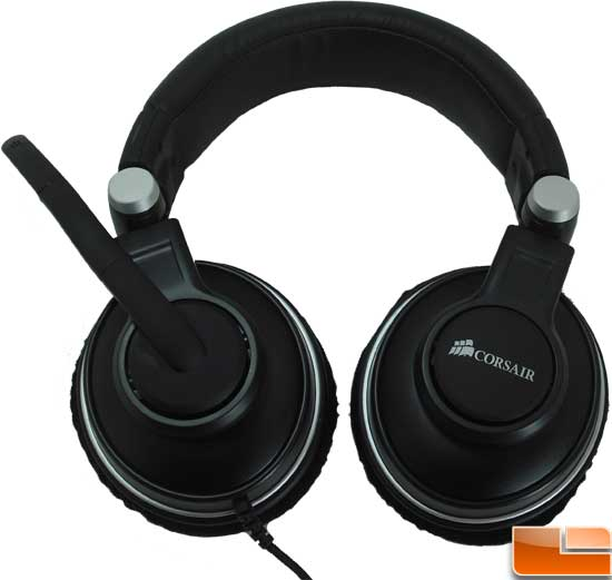 Corsair HS1a Headset Flat Outer