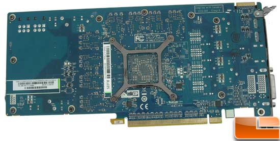 Sapphire Radeon HD 6850 Toxic Video Card Back