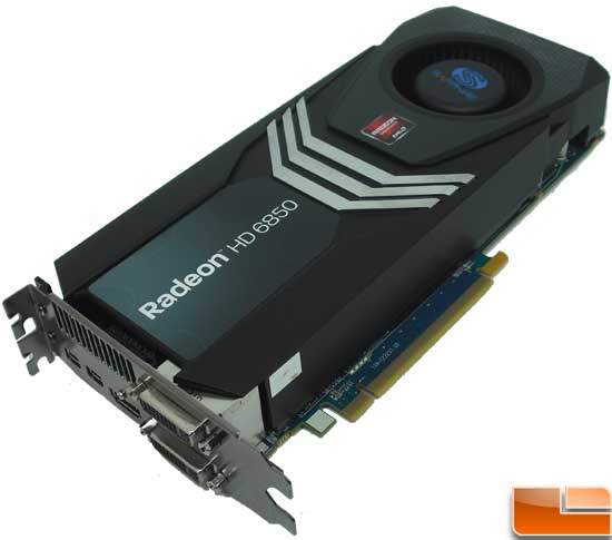 Sapphire Radeon HD 6850 Toxic Video Card