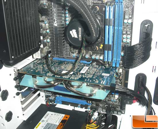 HIS Radeon HD 6850 Turbo Video Card Test Rig