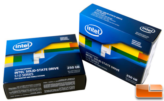 Intel 510 Series box