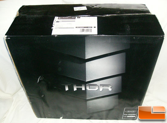 Rosewill Thor XL-ATX Gaming Case Box Front