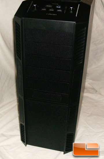 Rosewill Thor XL-ATX Gaming Case Front