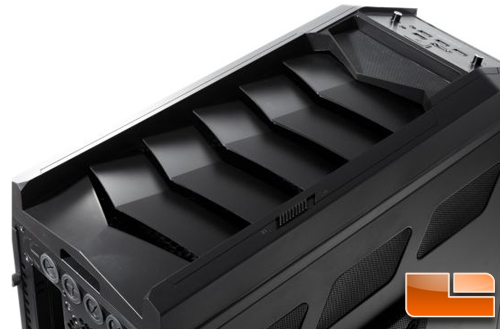 Rosewill Thor XL-ATX Gaming Case Top Venting