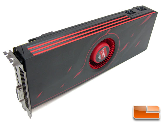 AMD Radeon HD 6990 Video Card