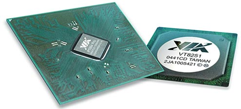 VIA PT Series Chipset Preview