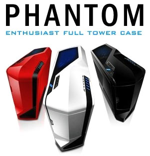 NZXT Phantom Gaming Cases