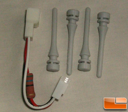 Zalman ZM-F4 135mm Multipurpose Quiet Fan Accessories