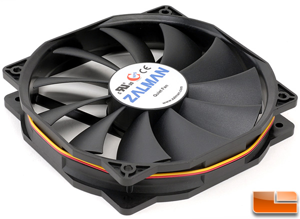 Zalman ZM-F4 135mm Multipurpose Fan