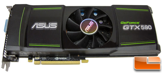 ASUS GeForce GTX590 Video Card